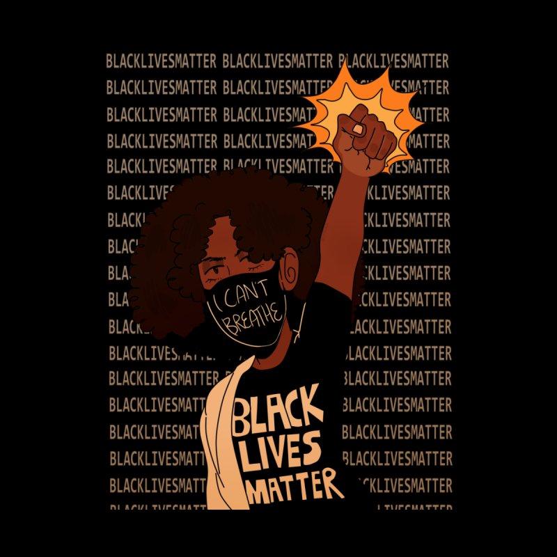 Black Lives Matter Men's T-Shirt by ArtySoul2's Shop