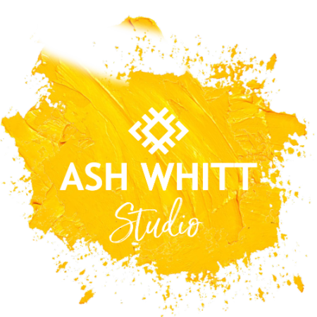 Logo for Ash Whitt Studio