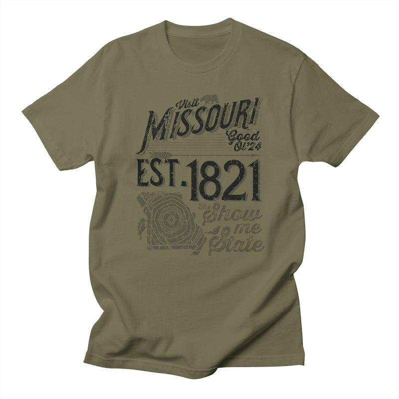 Visit Missouri Women's T-Shirt by Jesse Nickles
