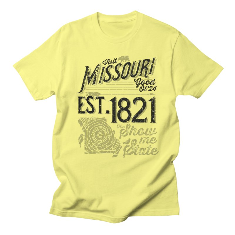 Visit Missouri Women's Unisex T-Shirt by Jesse Nickles
