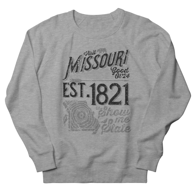Visit Missouri Women's Sweatshirt by Atomica Press