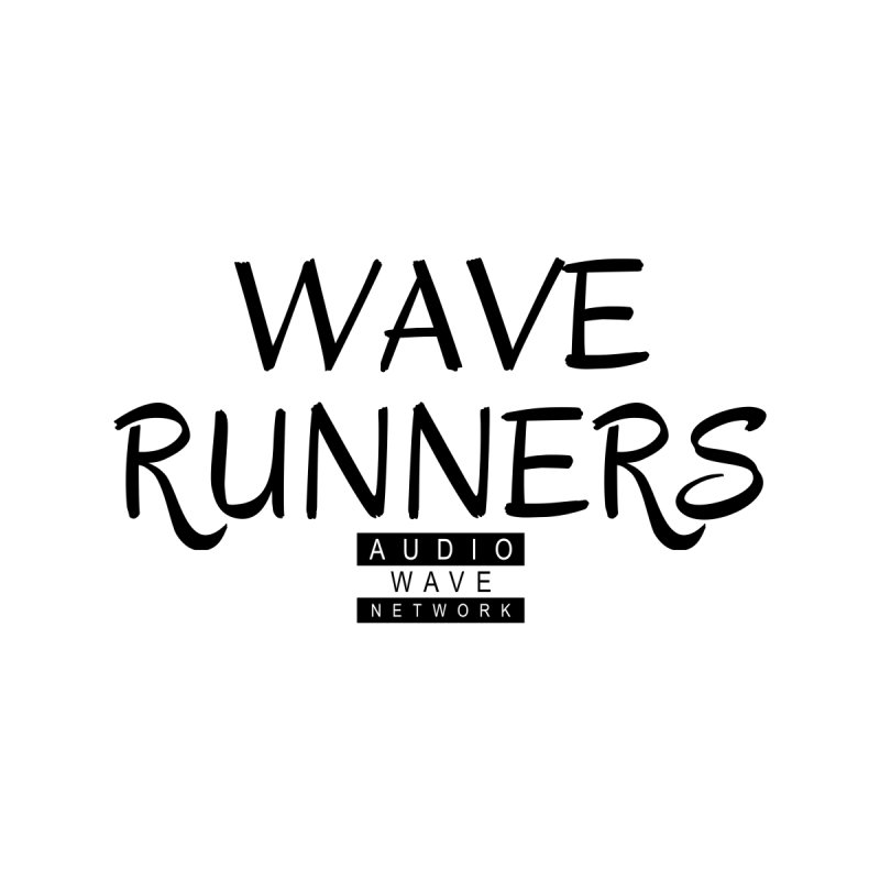 Wave Runners Men's T-Shirt by Audio Wave Network