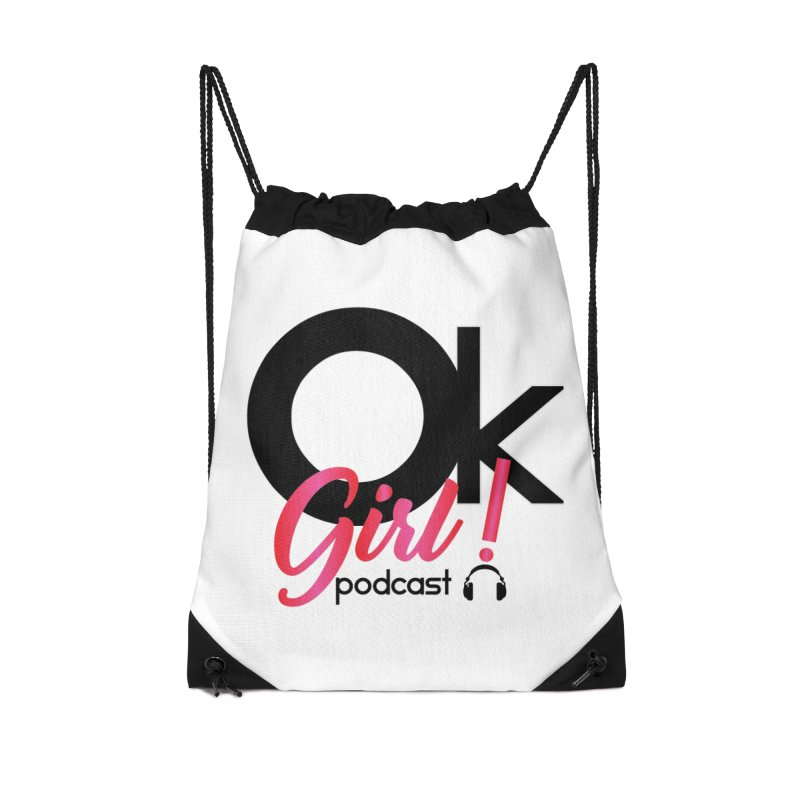 OkGirl! Podcast Accessories Bag by Audio Wave Network