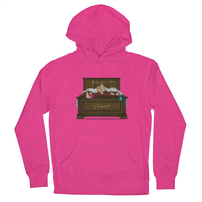 3 The Hard Way Men's Pullover Hoody by Audio Wave Network