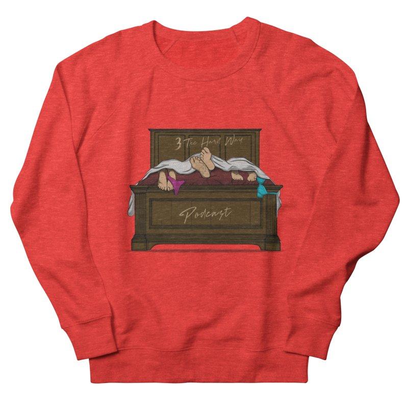 3 The Hard Way Women's Sweatshirt by Audio Wave Network