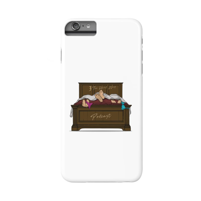 3 The Hard Way Accessories Phone Case by Audio Wave Network