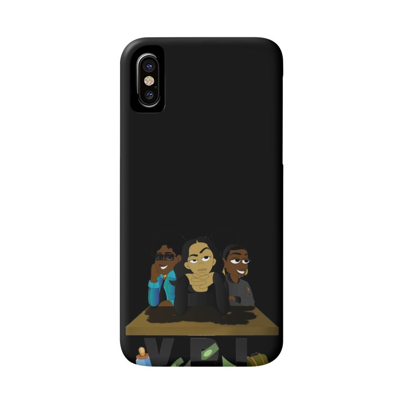 Young, Broke and Learning Accessories Phone Case by Audio Wave Network