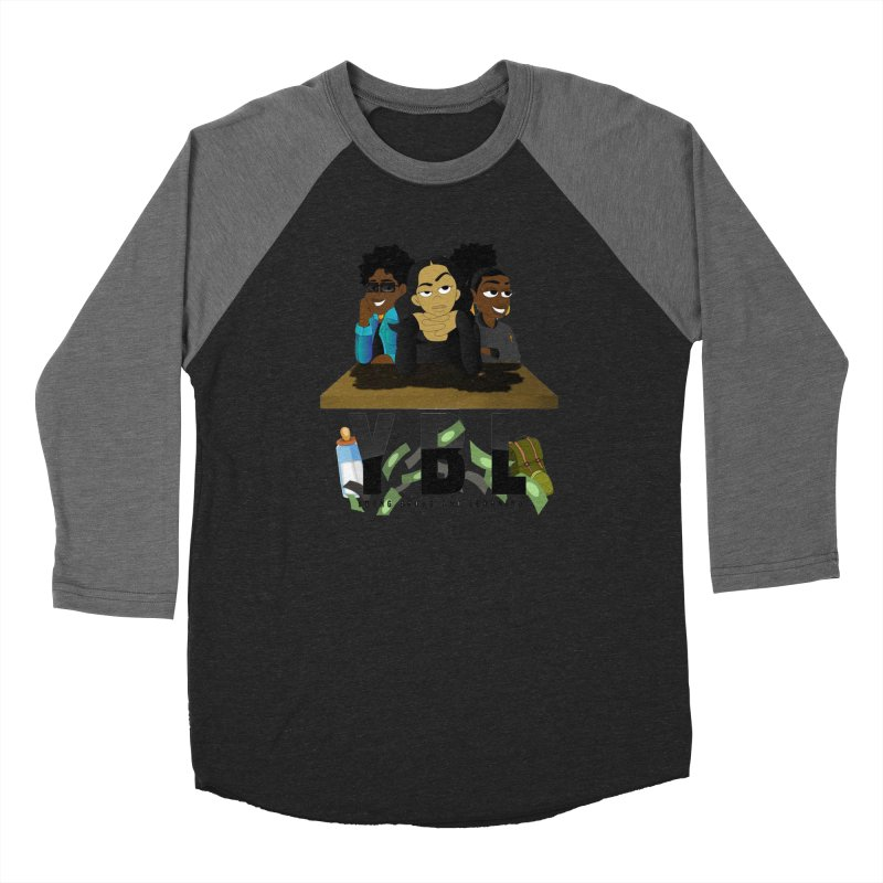 Young, Broke and Learning Women's Longsleeve T-Shirt by Audio Wave Network