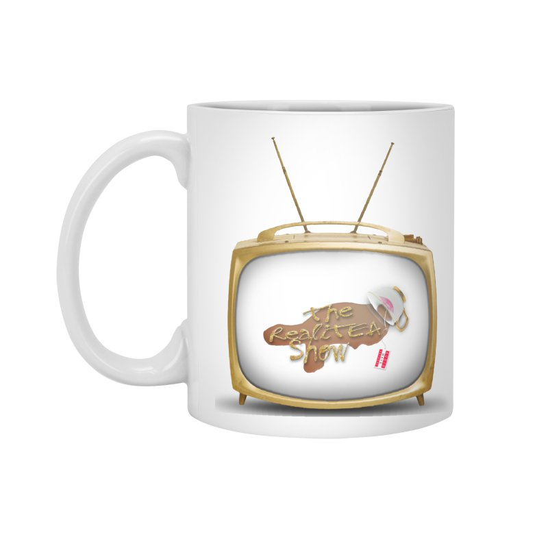 The Realitea Show Accessories Standard Mug by Audio Wave Network