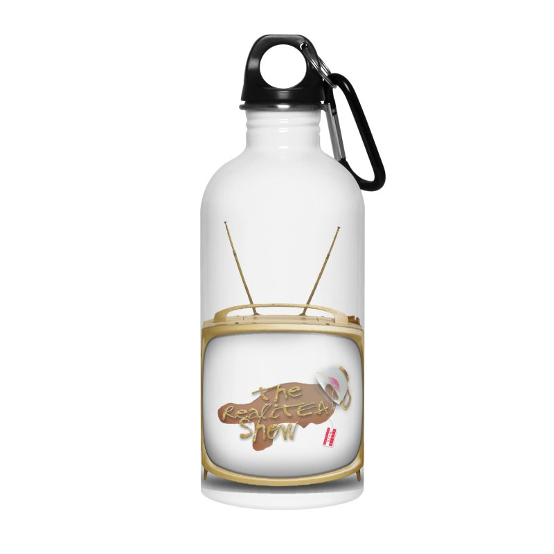 The Realitea Show Accessories Water Bottle by Audio Wave Network