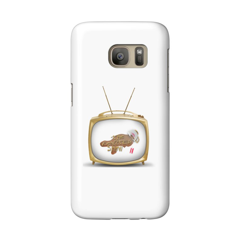 The Realitea Show Accessories Phone Case by Audio Wave Network