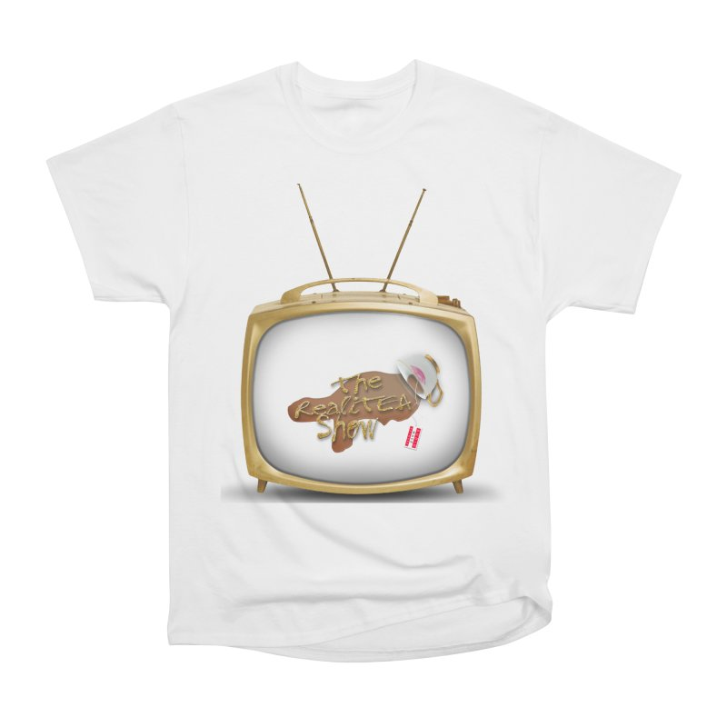 The Realitea Show Women's T-Shirt by Audio Wave Network