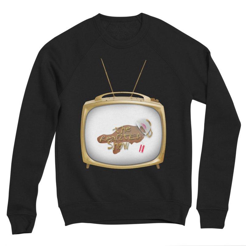 The Realitea Show Women's Sponge Fleece Sweatshirt by Audio Wave Network