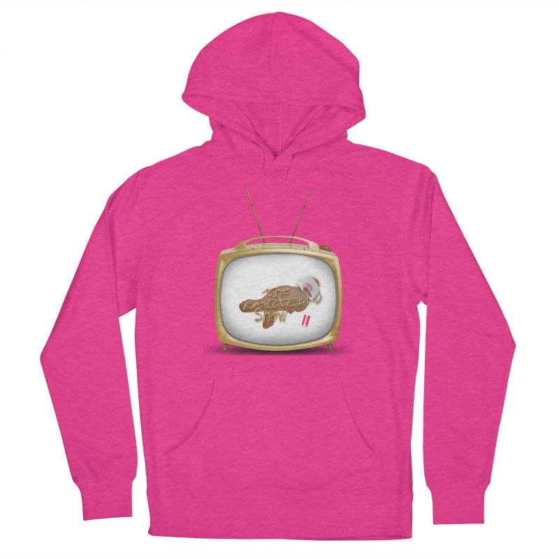 The Realitea Show Women's Pullover Hoody by Audio Wave Network