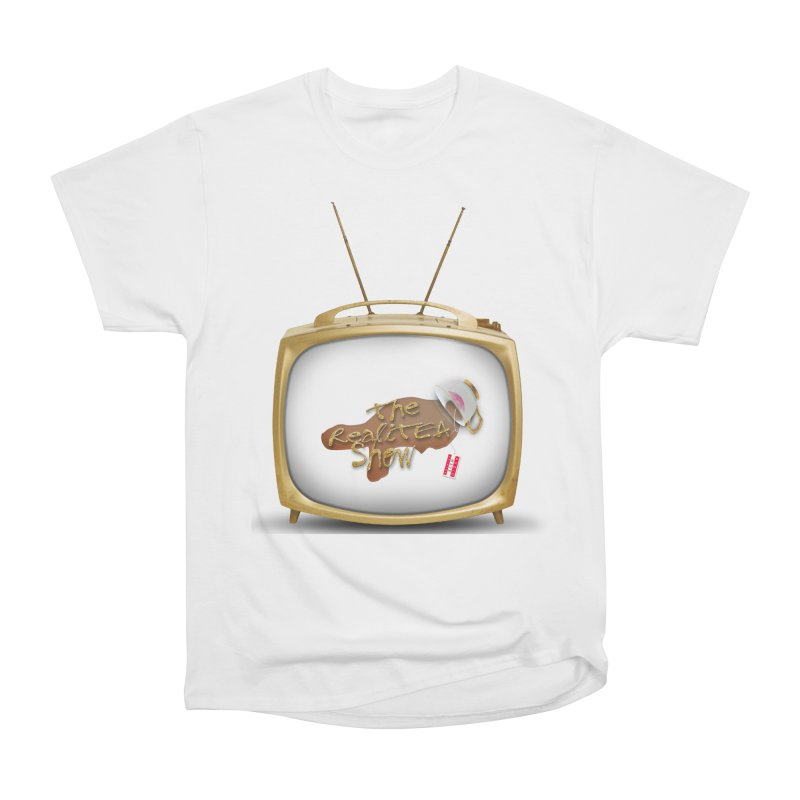 The Realitea Show Women's Heavyweight Unisex T-Shirt by Audio Wave Network