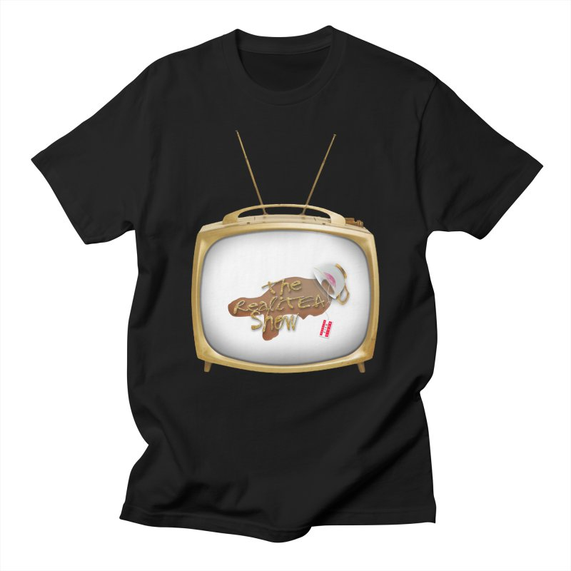 The Realitea Show Women's Regular Unisex T-Shirt by Audio Wave Network