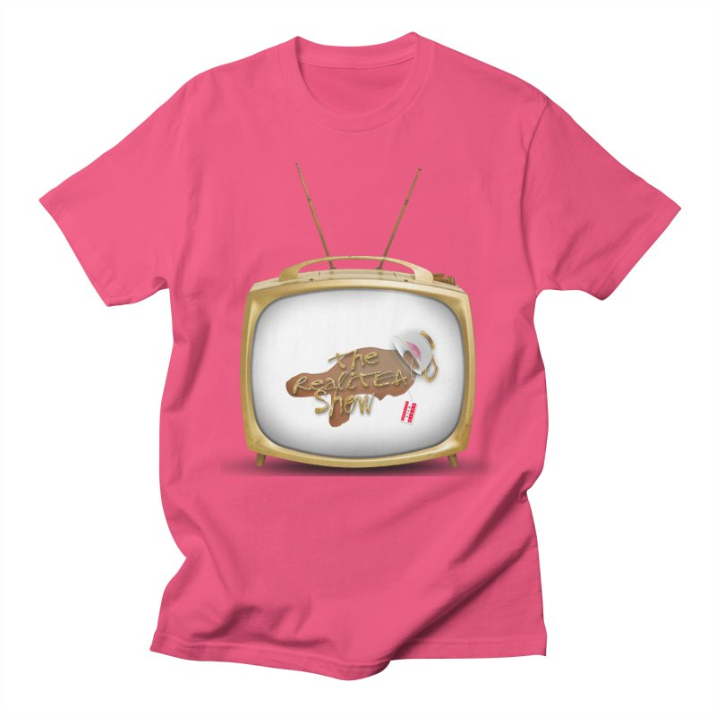 The Realitea Show Women's Regular Unisex T-Shirt by Audio Wave Network