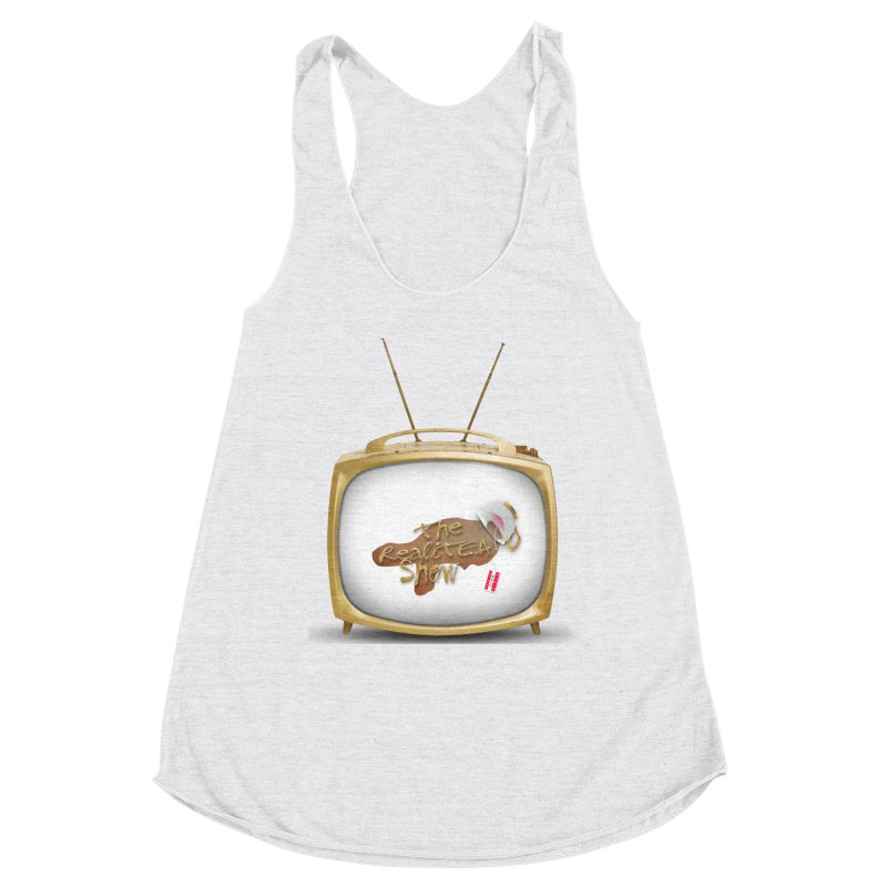 The Realitea Show Women's Tank by Audio Wave Network
