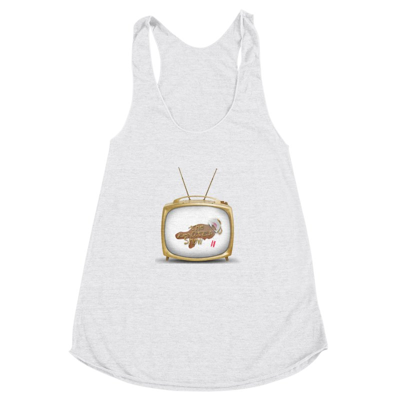 The Realitea Show Women's Racerback Triblend Tank by Audio Wave Network