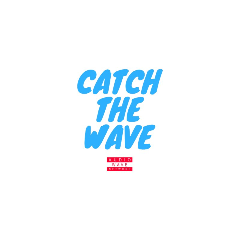 Catch The Wave Women's Tank by Audio Wave Network