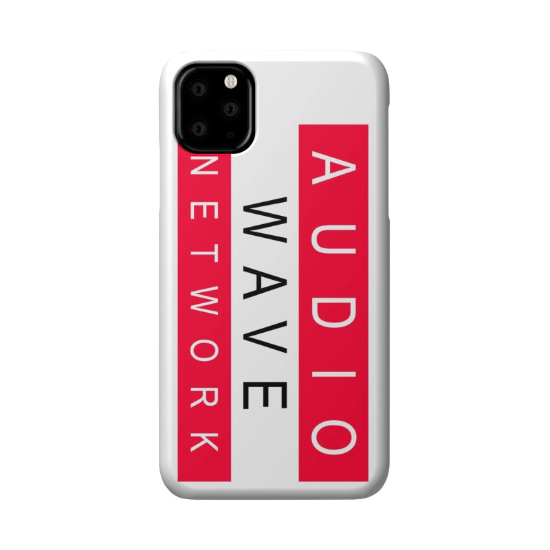 OG Stamp Accessories Phone Case by Audio Wave Network