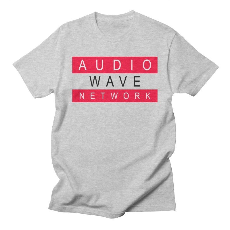 OG Stamp Men's T-Shirt by Audio Wave Network