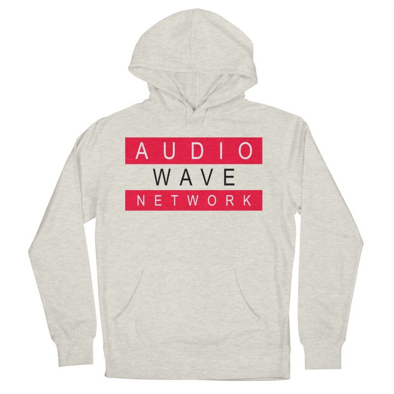 OG Stamp Men's French Terry Pullover Hoody by Audio Wave Network
