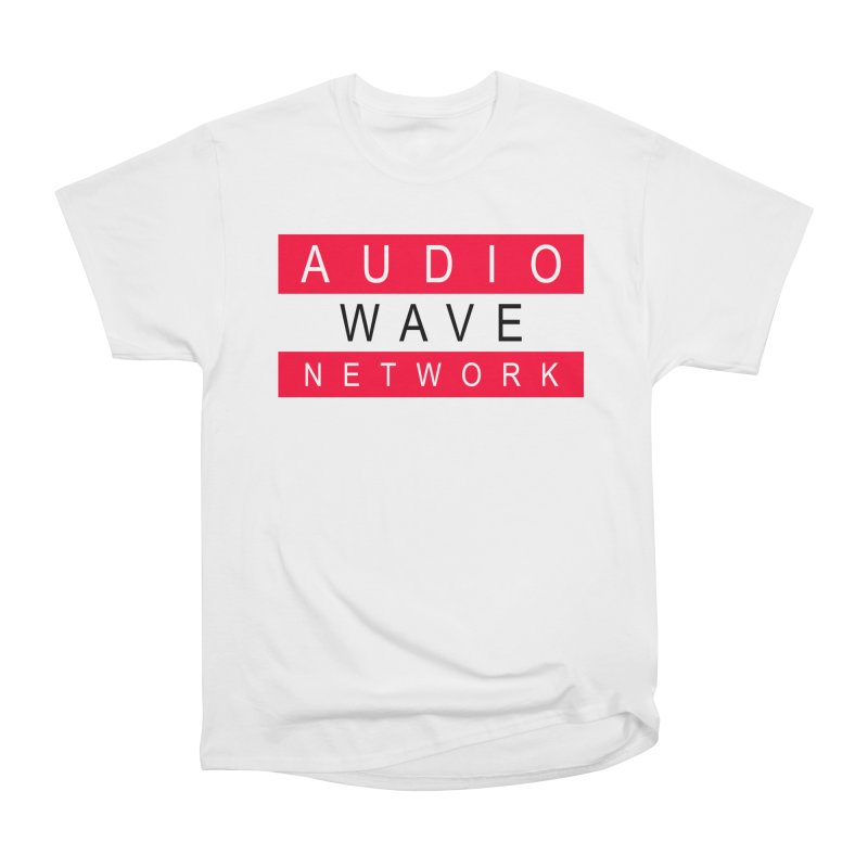 OG Stamp Men's Heavyweight T-Shirt by Audio Wave Network