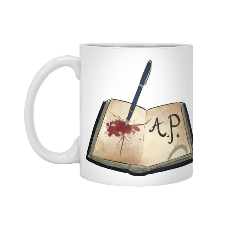 AP Logo ( Designed by Unapologetic Artist) Accessories Mug by Augie's Attic
