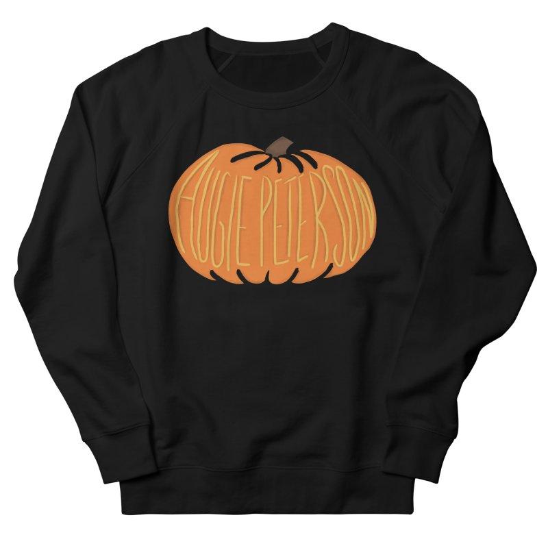 Augie Peterson Pumpkin Women's French Terry Sweatshirt by Augie's Attic