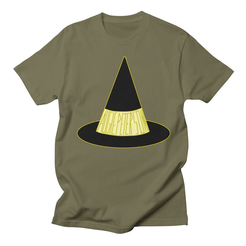 Augie Peterson Witch Hat Women's Regular Unisex T-Shirt by Augie's Attic