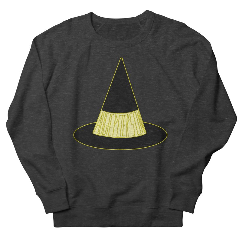 Augie Peterson Witch Hat Women's French Terry Sweatshirt by Augie's Attic
