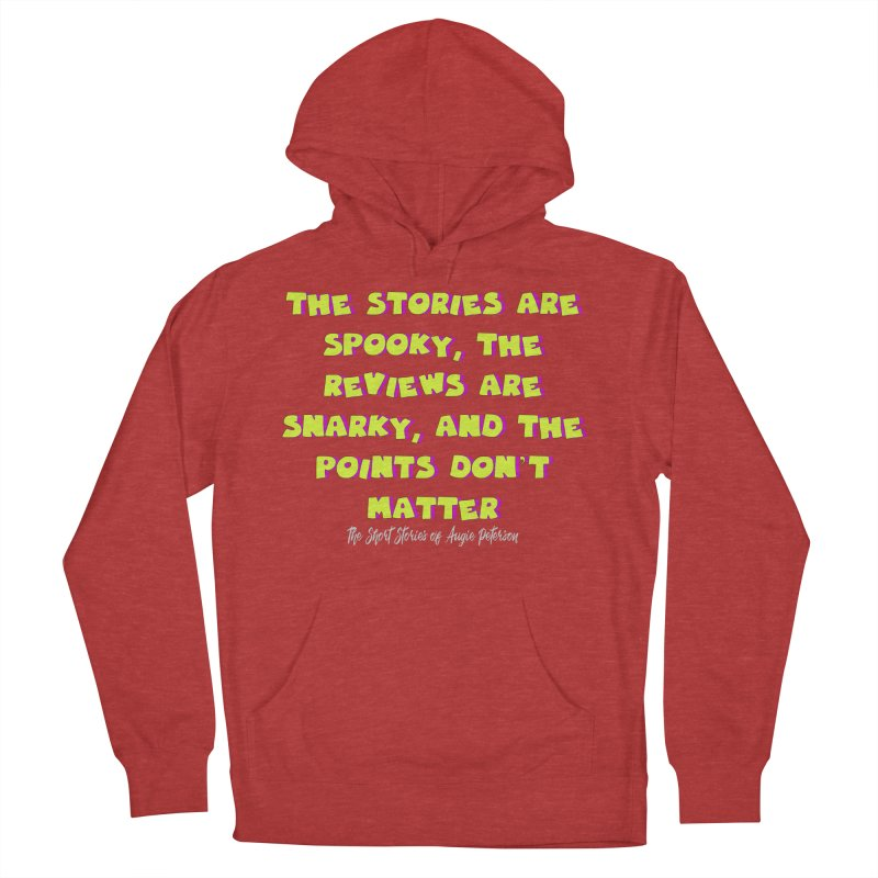 SSAPP Podcast Catchphrase (dark colors) Men's French Terry Pullover Hoody by Augie's Attic