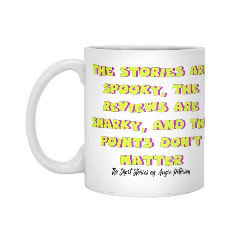 SSAPP Podcast Catchphrase (light colors) Accessories Standard Mug by Augie's Attic
