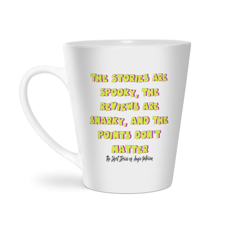 SSAPP Podcast Catchphrase (light colors) Accessories Latte Mug by Augie's Attic