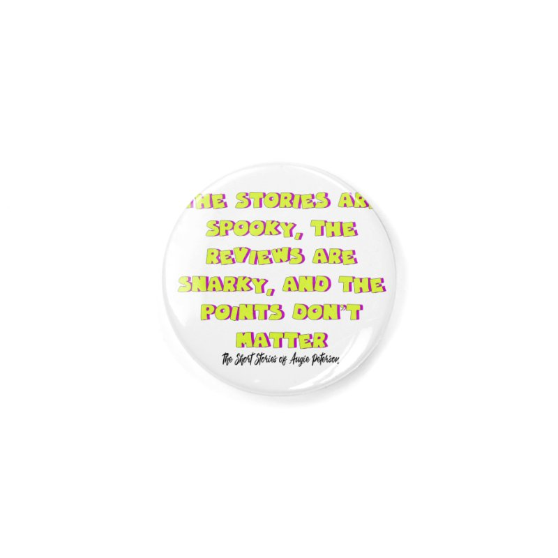 SSAPP Podcast Catchphrase (light colors) Accessories Button by Augie's Attic