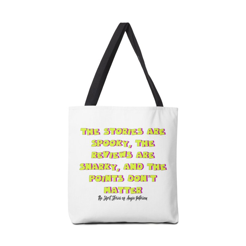 SSAPP Podcast Catchphrase (light colors) Accessories Tote Bag Bag by Augie's Attic
