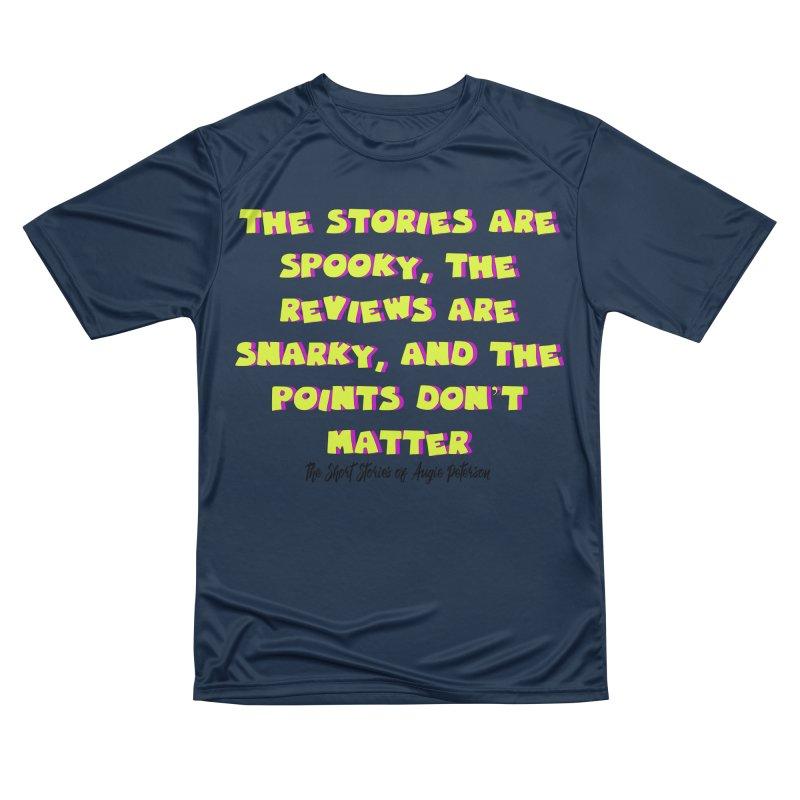 SSAPP Podcast Catchphrase (light colors) Women's Performance Unisex T-Shirt by Augie's Attic