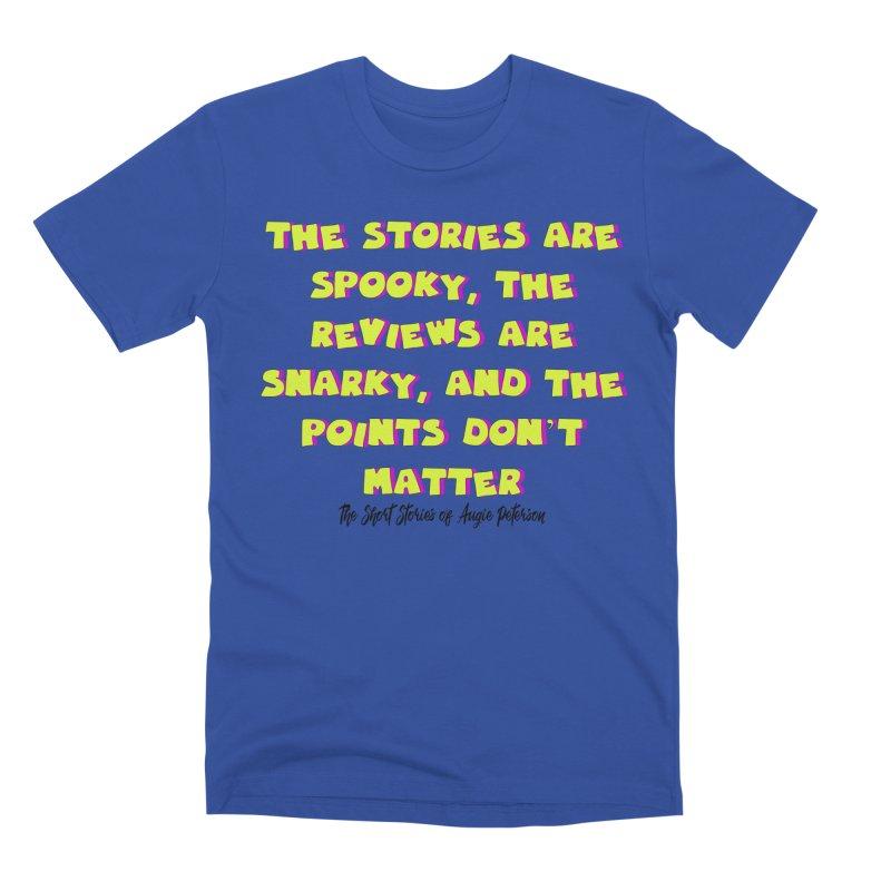 SSAPP Podcast Catchphrase (light colors) Men's Premium T-Shirt by Augie's Attic