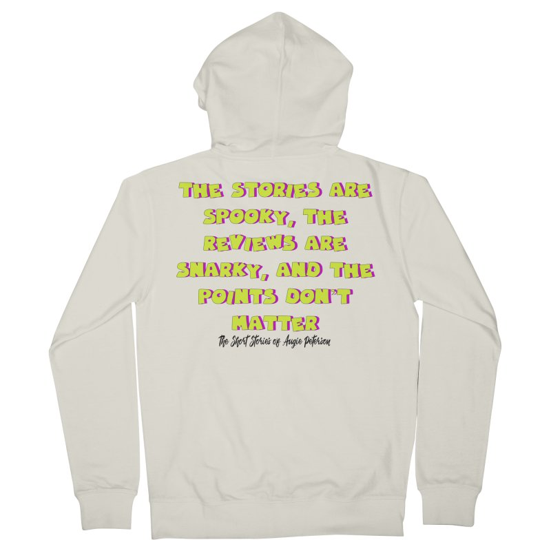 SSAPP Podcast Catchphrase (light colors) Men's French Terry Zip-Up Hoody by Augie's Attic