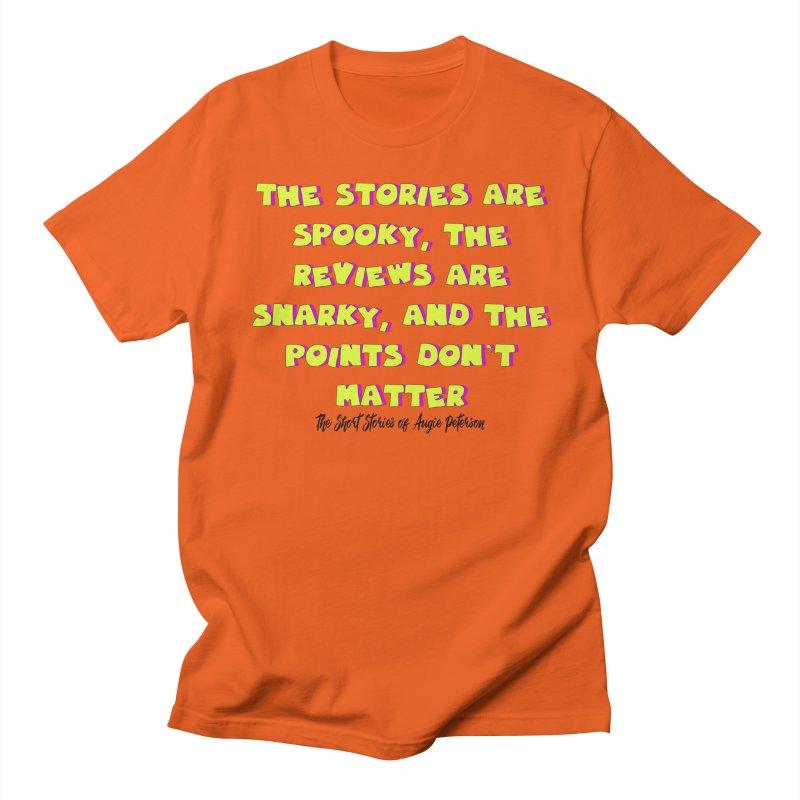 SSAPP Podcast Catchphrase (light colors) Men's Regular T-Shirt by Augie's Attic