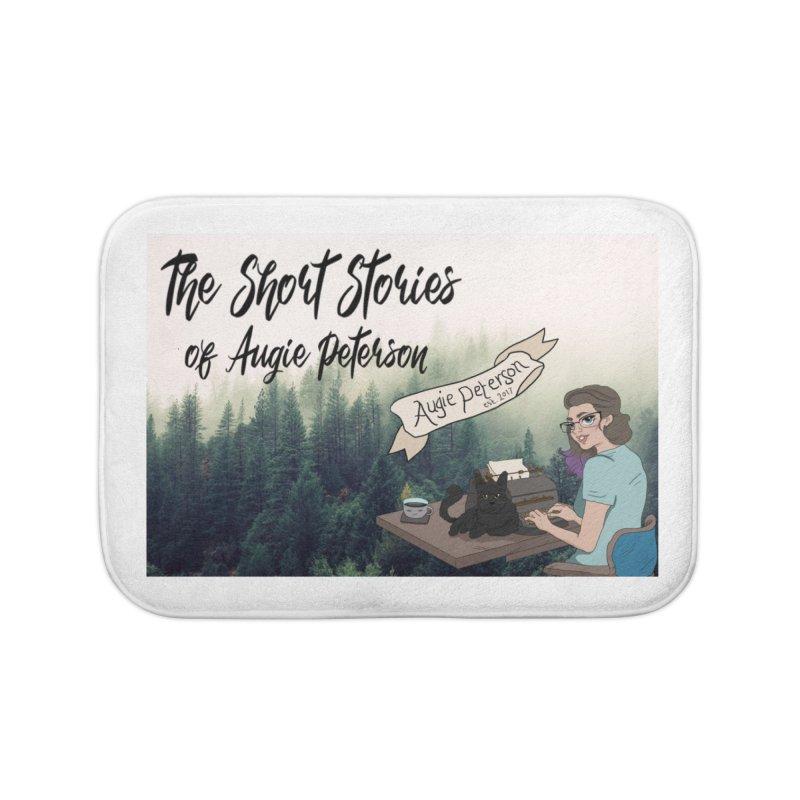 SSAPP Banner Logo Home Bath Mat by Augie's Attic