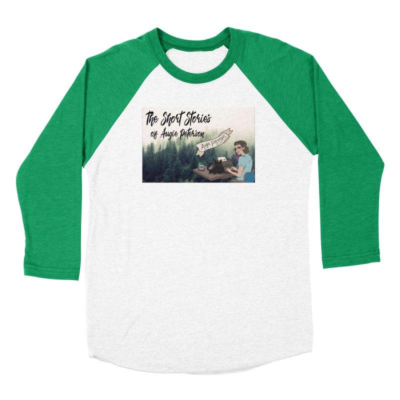 SSAPP Banner Logo Men's Baseball Triblend Longsleeve T-Shirt by Augie's Attic