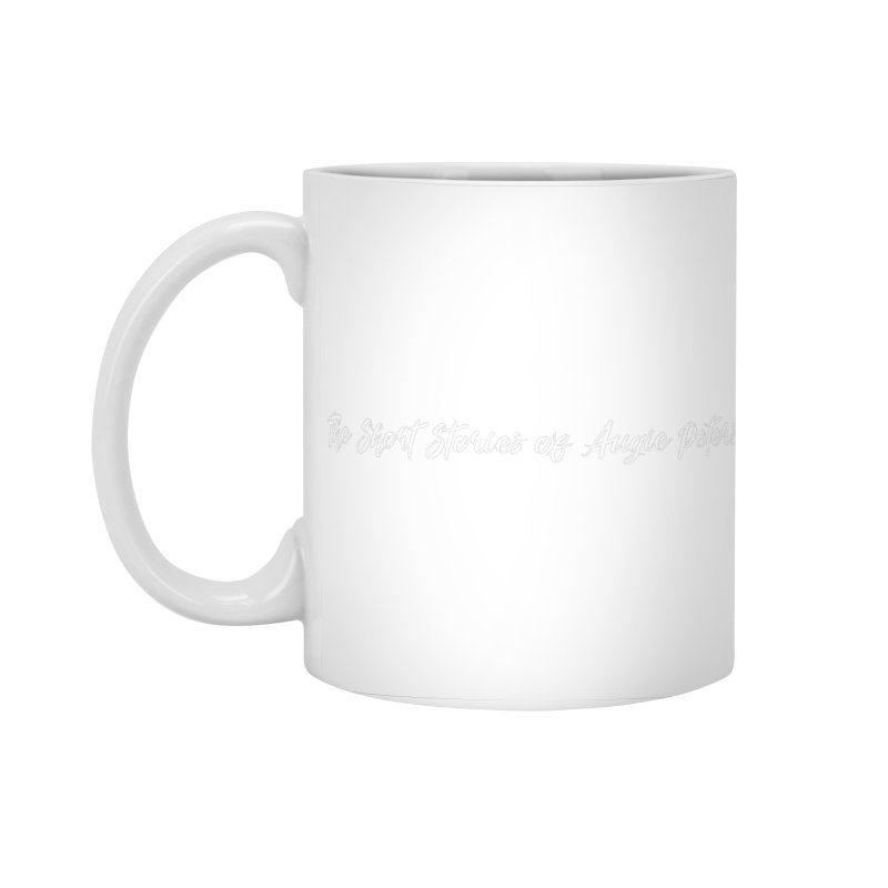 The Short Stories of Augie Peterson (dark colors) Accessories Standard Mug by Augie's Attic