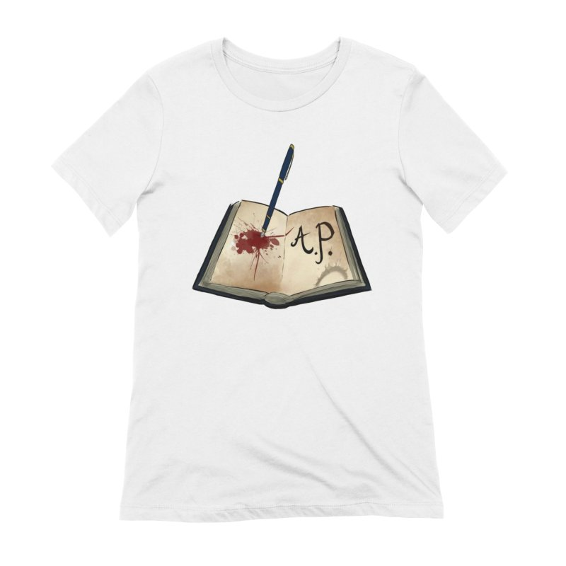 Augie Peterson Logo (Designed by The Unapologetic Artist) Women's Extra Soft T-Shirt by Augie's Attic