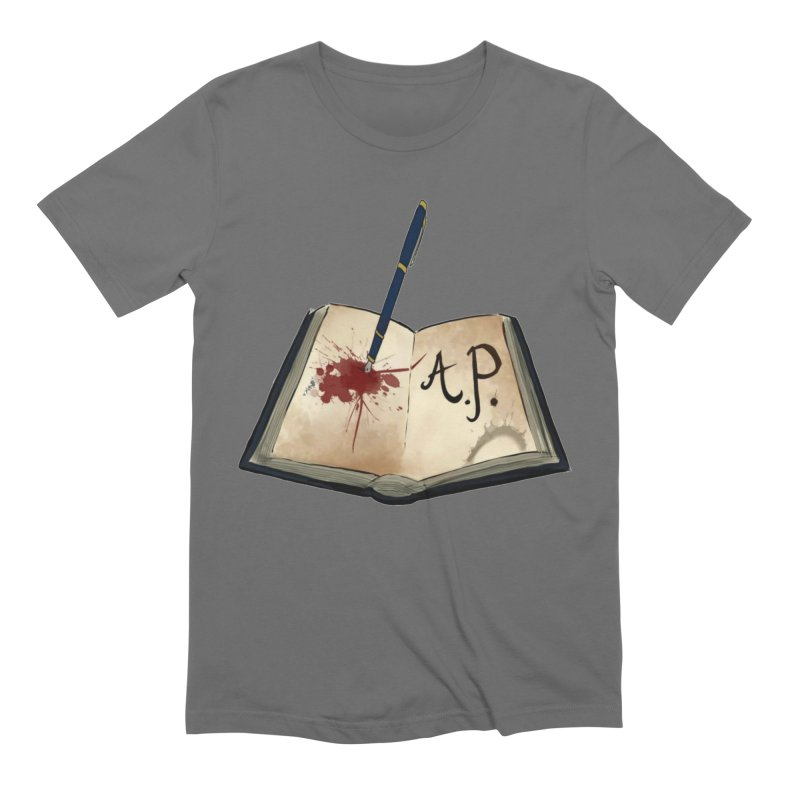 Augie Peterson Logo (Designed by The Unapologetic Artist) Men's Extra Soft T-Shirt by Augie's Attic