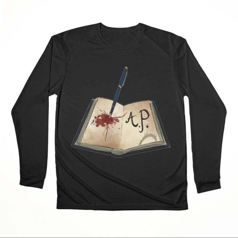 Augie Peterson Logo (Designed by The Unapologetic Artist) Women's Performance Unisex Longsleeve T-Shirt by Augie's Attic