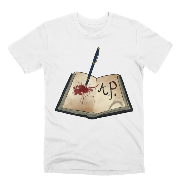 Augie Peterson Logo (Designed by The Unapologetic Artist) Men's Premium T-Shirt by Augie's Attic