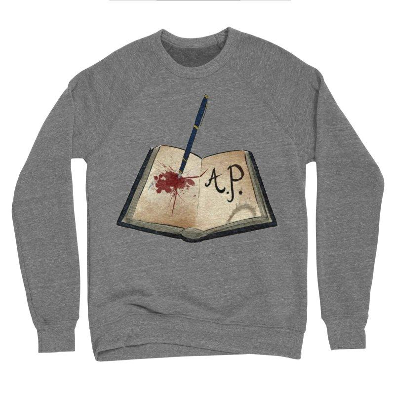 Augie Peterson Logo (Designed by The Unapologetic Artist) Men's Sponge Fleece Sweatshirt by Augie's Attic