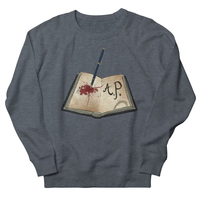 Augie Peterson Logo (Designed by The Unapologetic Artist) Women's French Terry Sweatshirt by Augie's Attic
